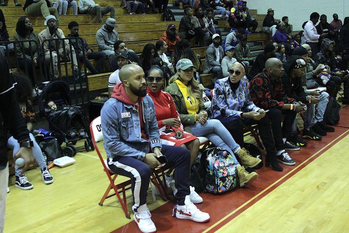 K Camp Celebrity Basketball Game