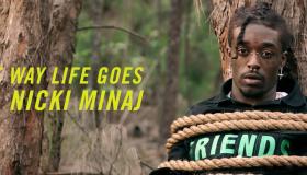 Lil Uzi Vert - The Way Life Goes Remix (Feat. Nicki Minaj)