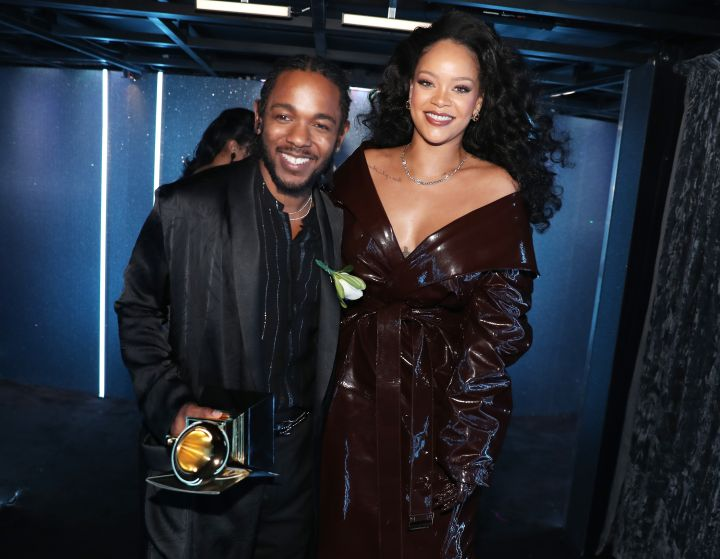 60th Annual GRAMMY Awards – Backstage