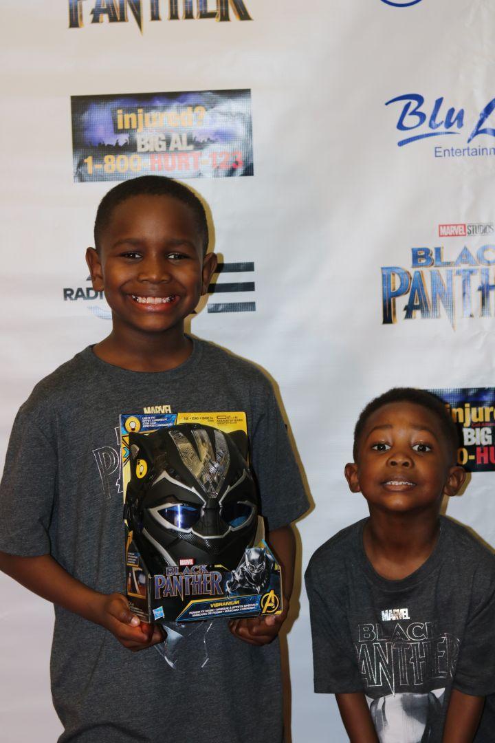 Black Panther Screening