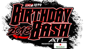 Birthday Bash ATL 2018 logo