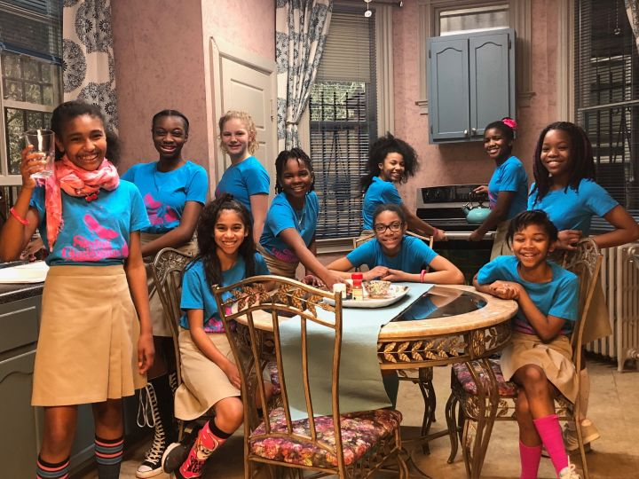 Saving Our Daughters RCA Cinderellas on Star Set