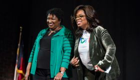 Oprah Winfrey Campaigns With Democratic Gubernatorial Candidate Stacey Abrams