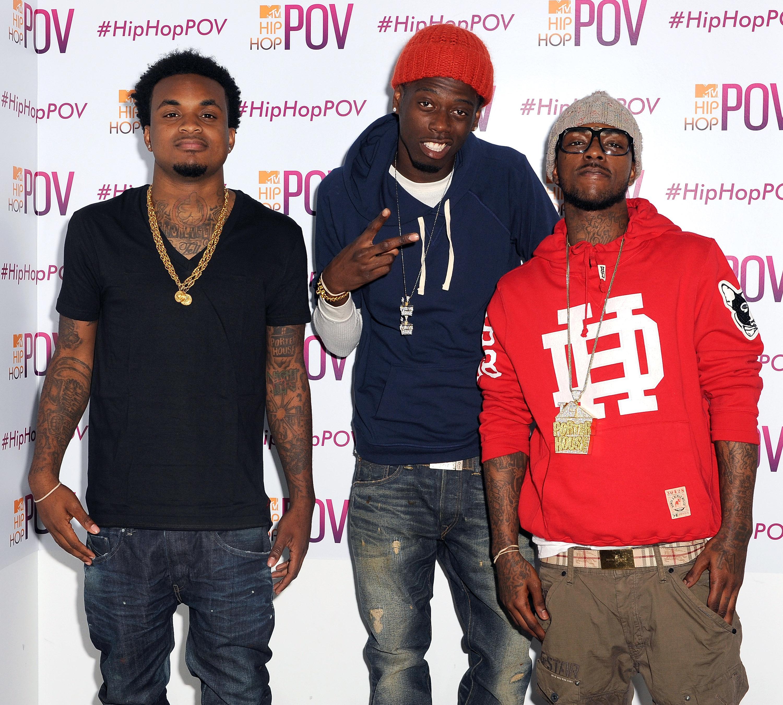 MTV's Hip Hop POV Taping