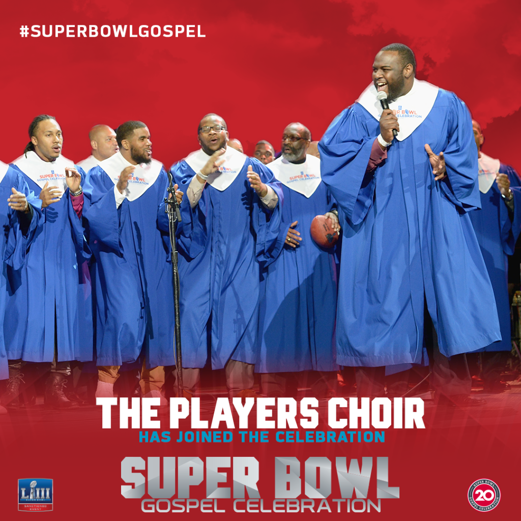 Gospel Super Bowl