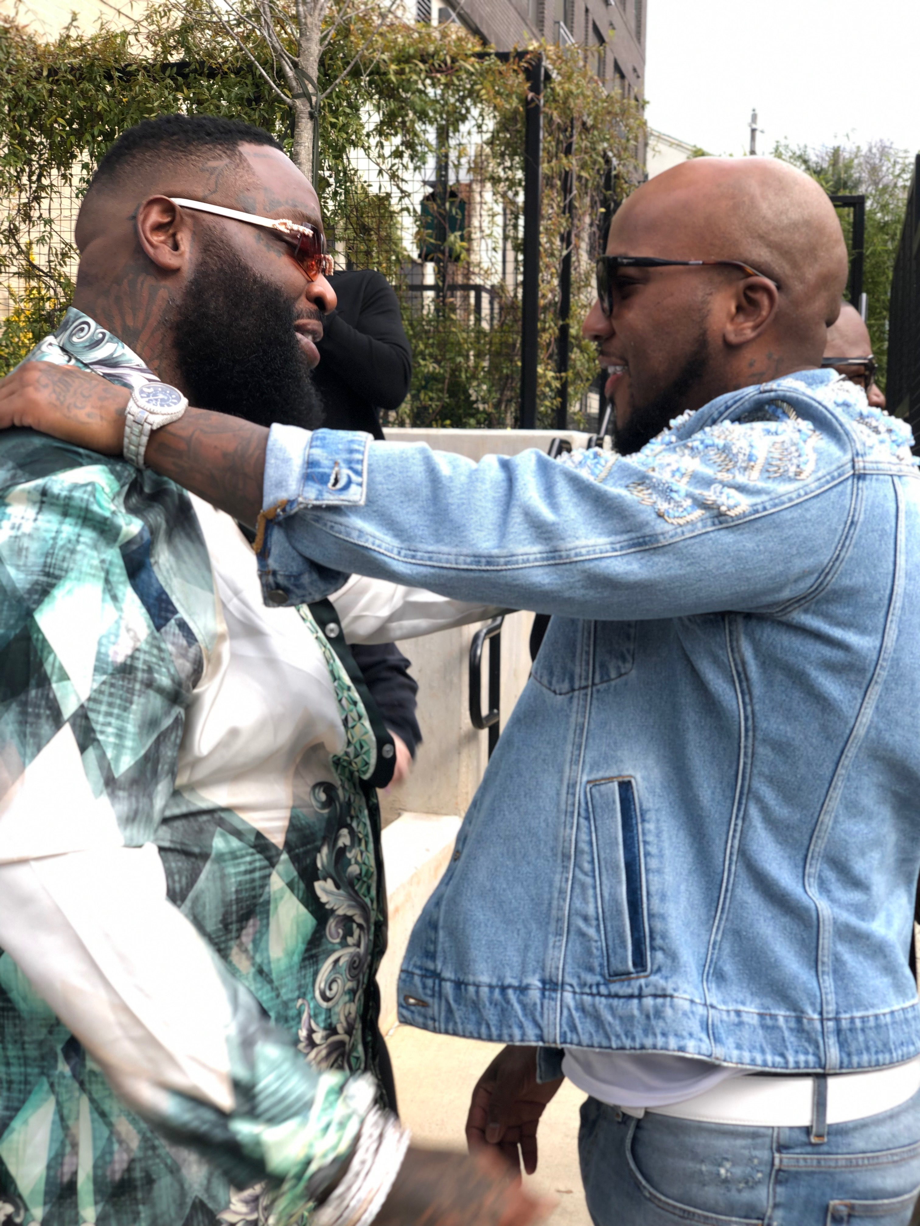 Young Jeezy & Rick Ross