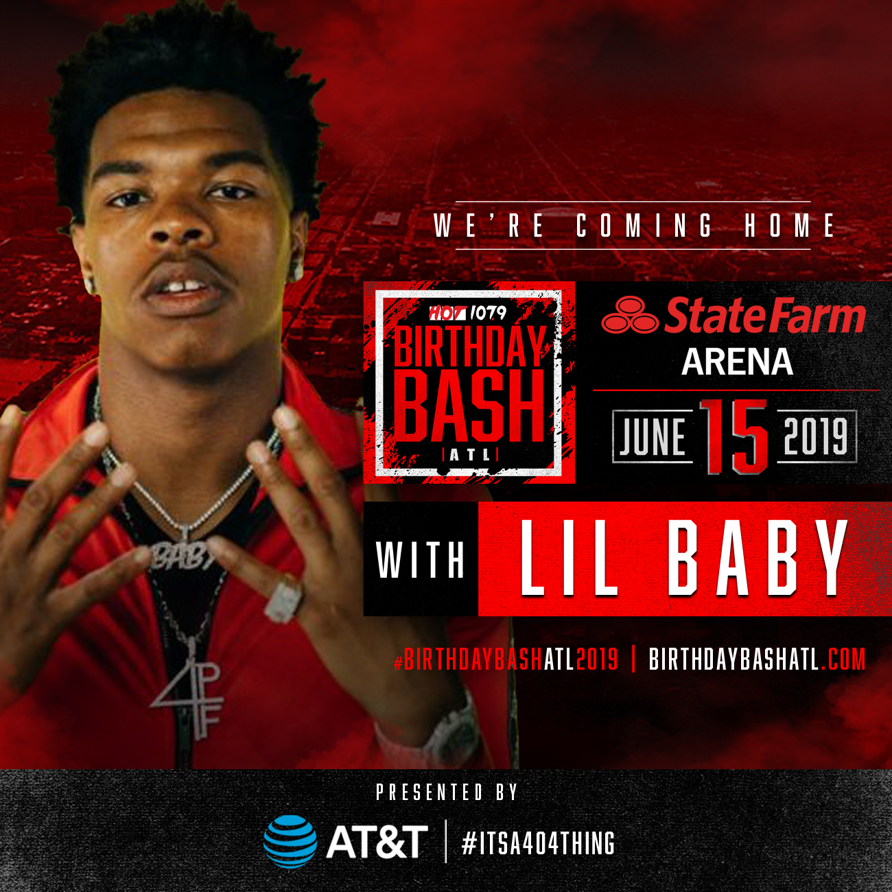Birthday Bash ATL 2019