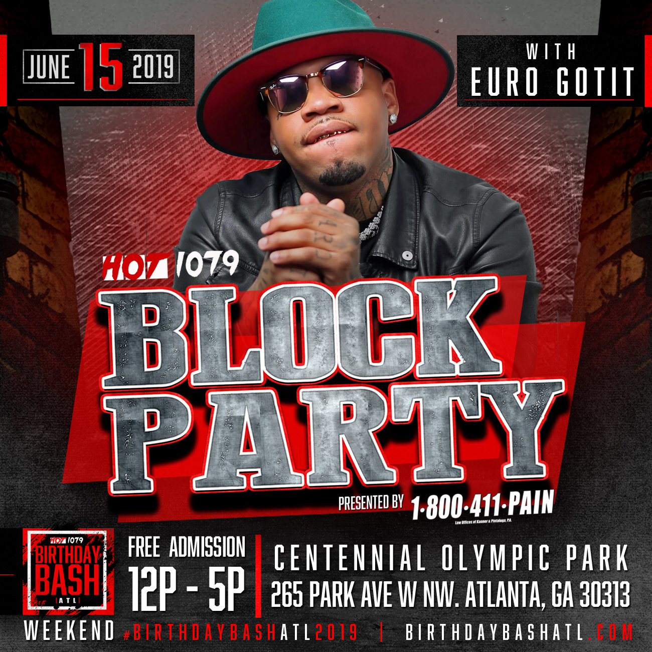 Block party 2019: Opening Acts