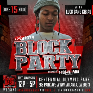 Block Party 2019: Upcoming artists