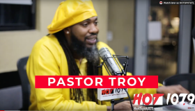 Pastor Troy at Hot 107.9