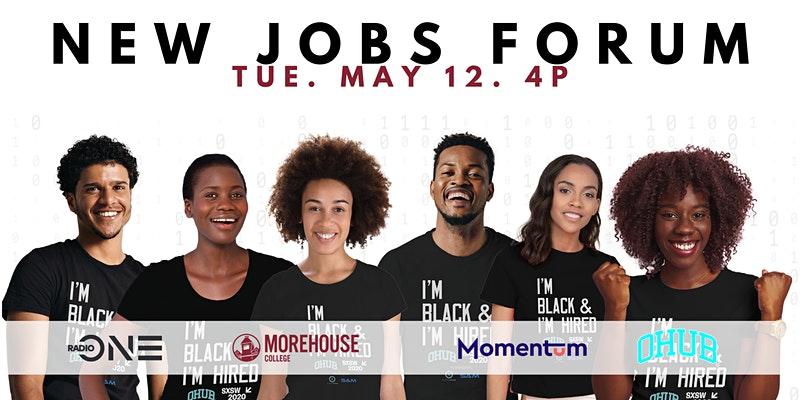 New Jobs Forum | Momentum @ Morehouse