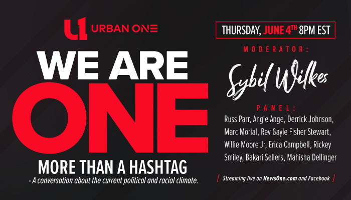 Urban One Town Hall Meeting