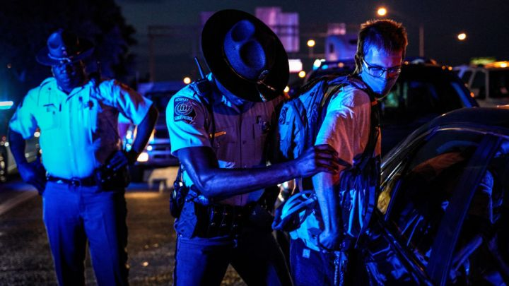 US: Anger in Atlanta over fatal shooting of black man