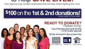 KEDPLASMA | Donate Today!