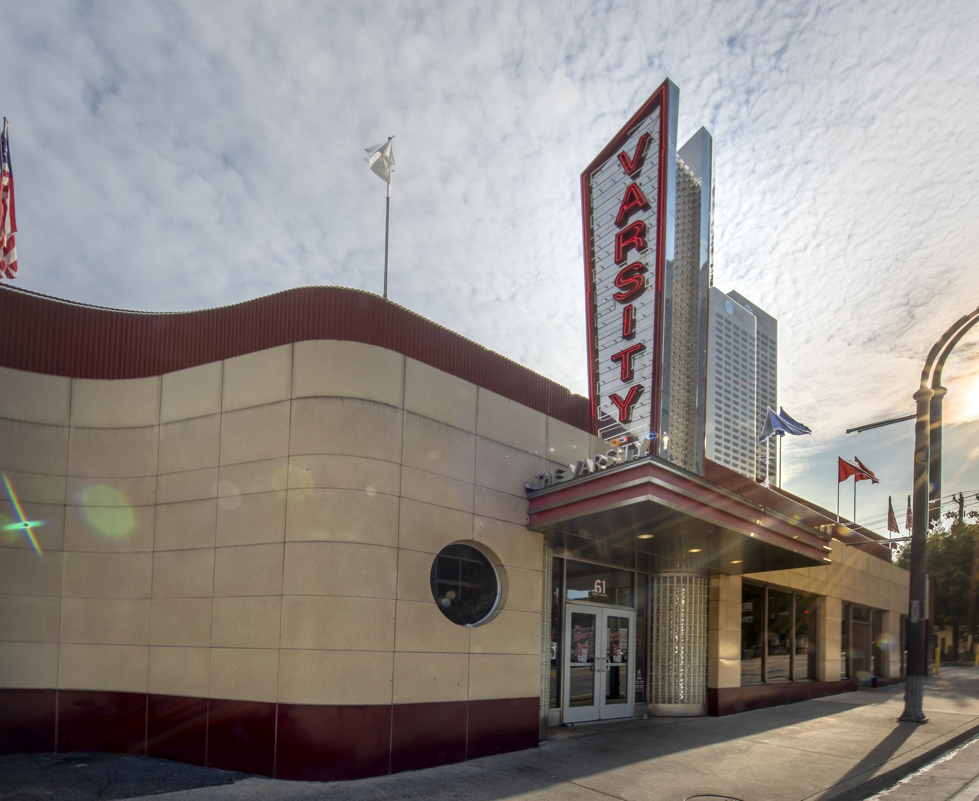 The Varsity, Atlanta,Ga.USA