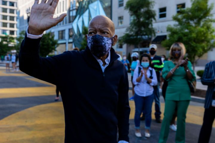 Black Lives Matter Plaza - Washington, D.C.