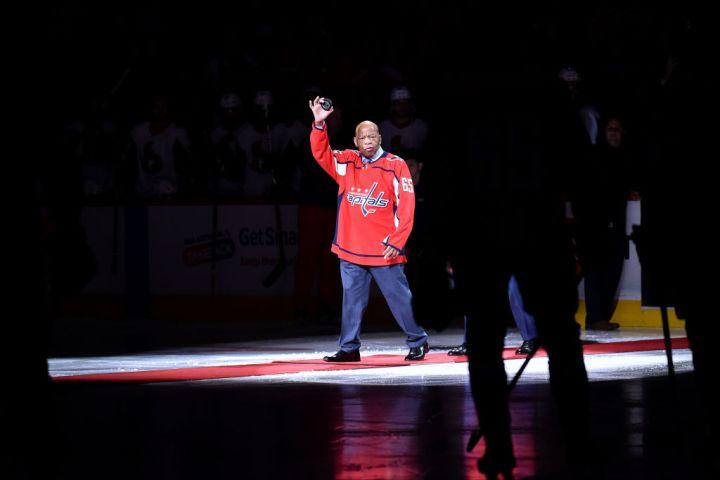 NHL: FEB 26 Senators at Capitals