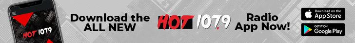 Hot 107.9 App