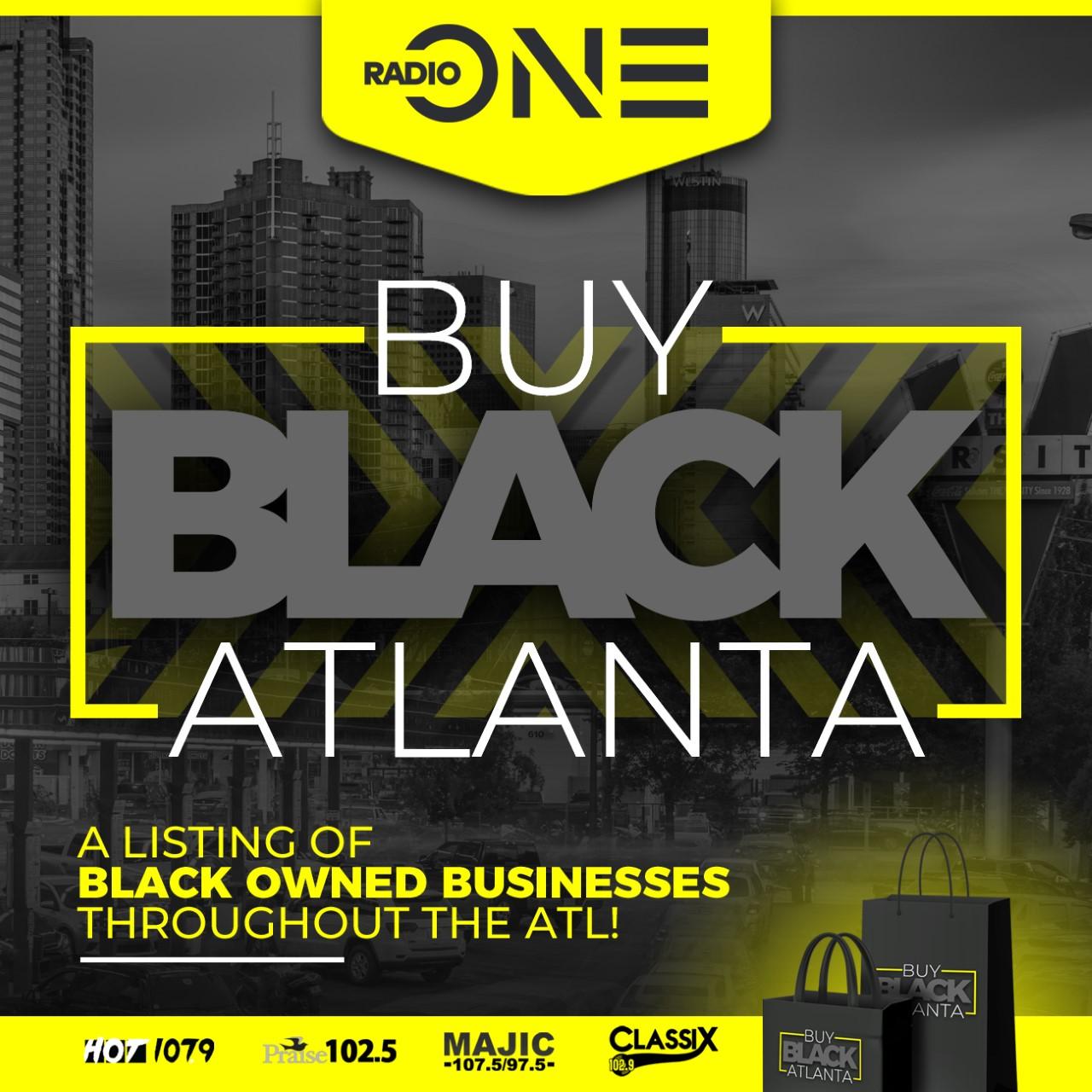 Buy Black Atlanta