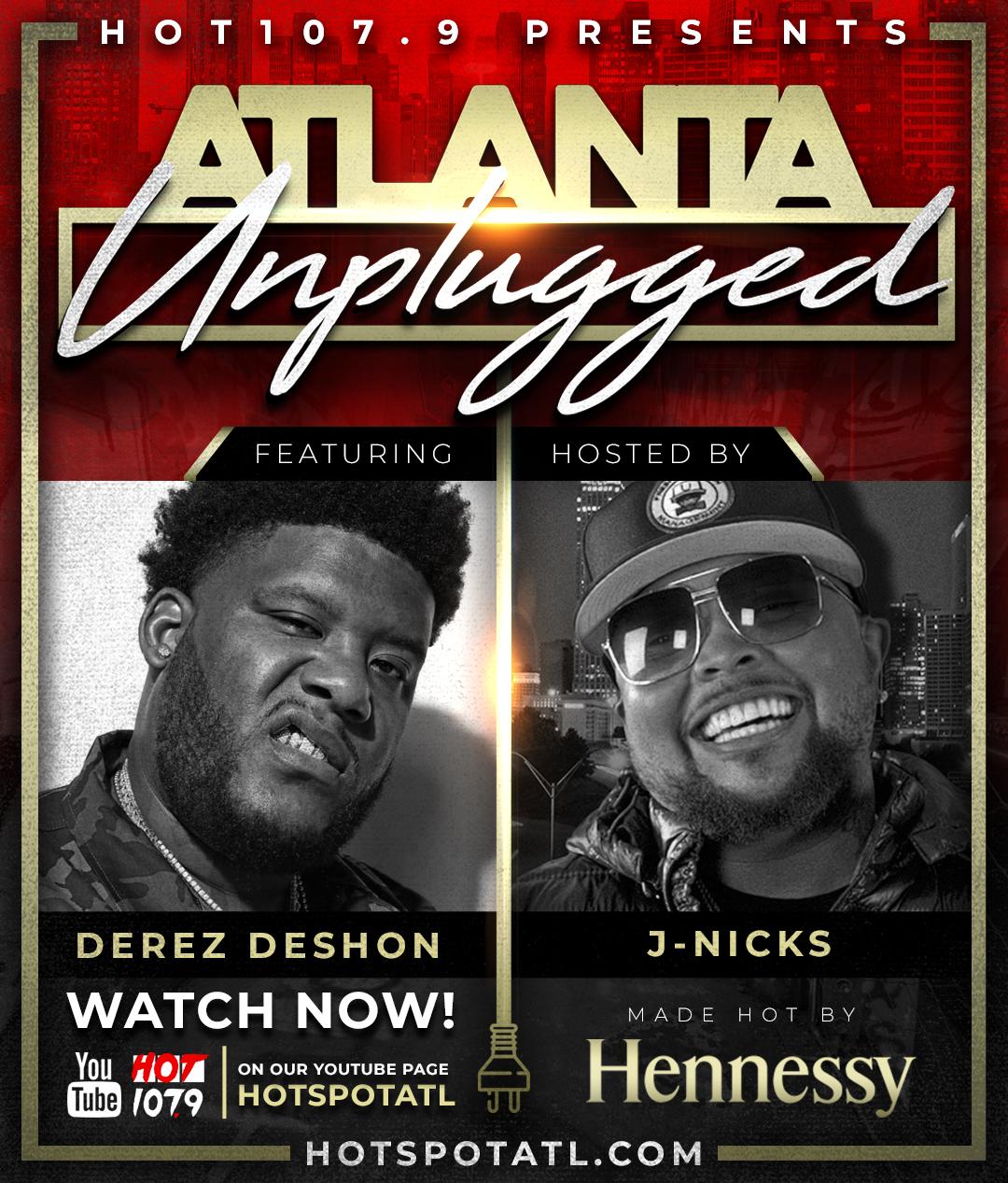 Atlanta Unplugged derez