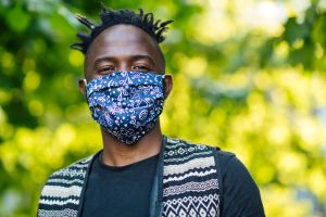 Reusable Protective Face Mask
