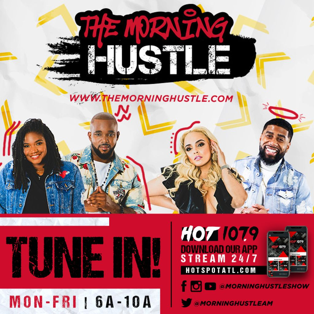 The Morning Hustle HOT