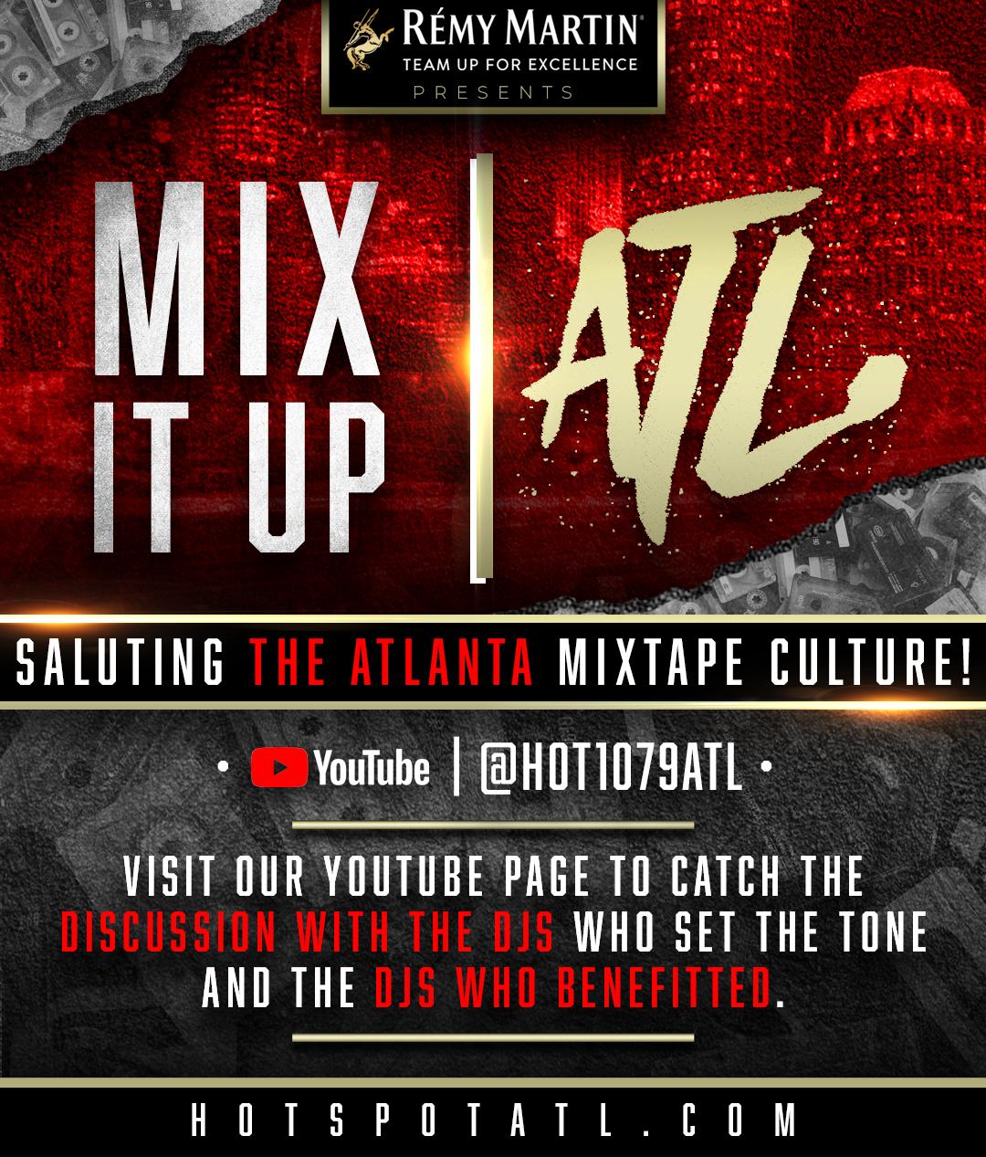 Mix It Up ATL