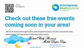 Amerigroup | March Events