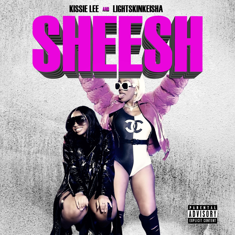 Kissie Lee Sheesh Single Cover