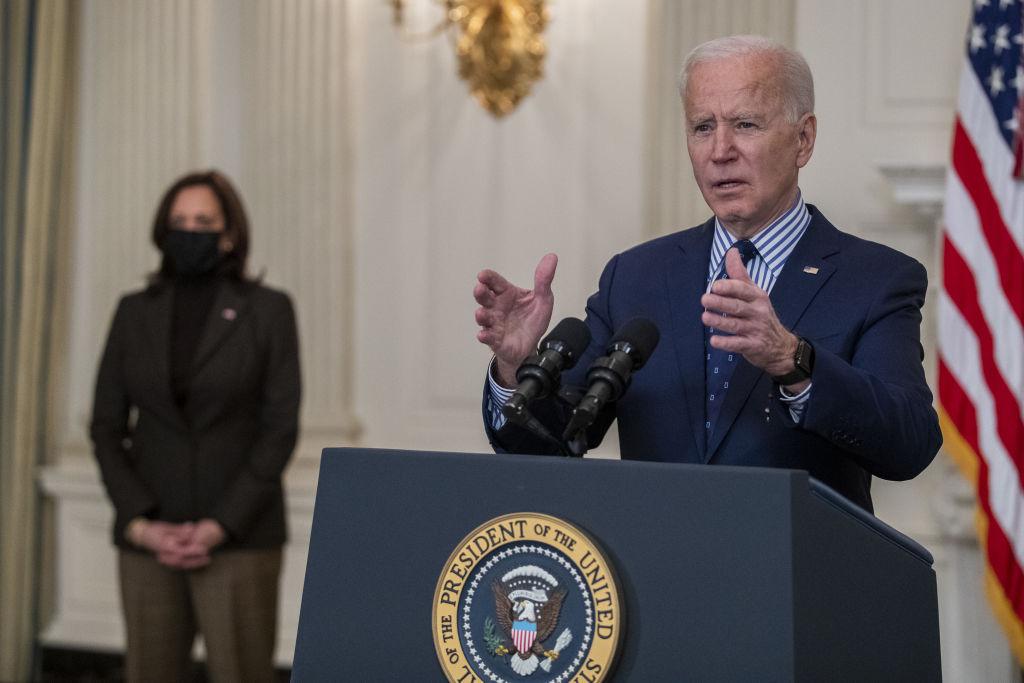 President Biden Speaks After Senate Passes $1.9 Trillion Relief Bill