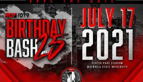Birthday Bash 25 SAVE THE DATE