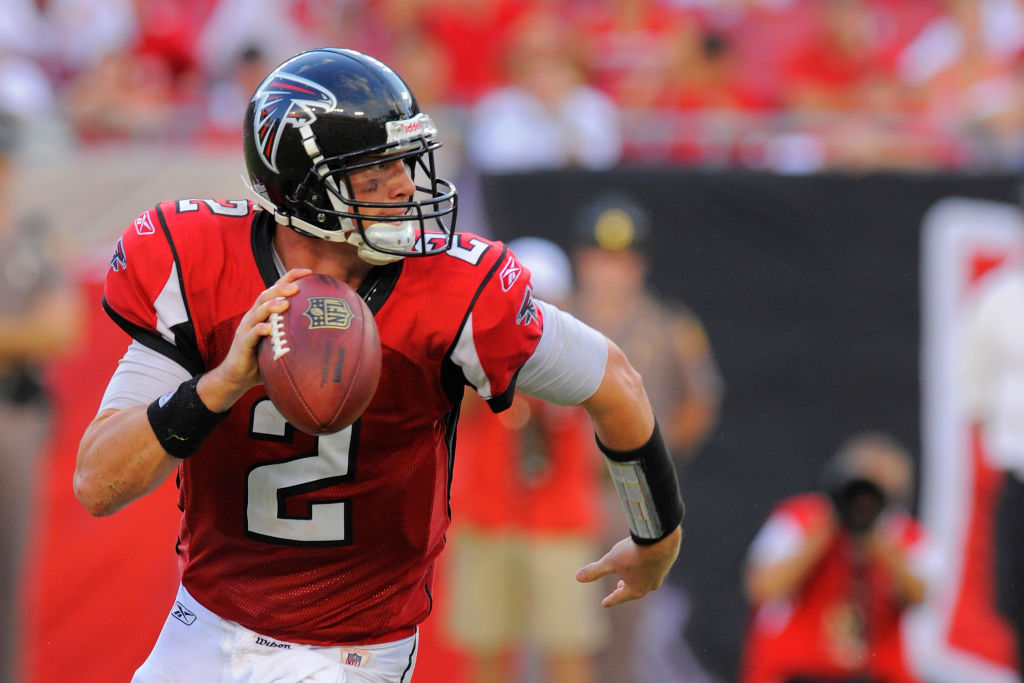 NFL: SEP 14 Falcons v Buccaneers