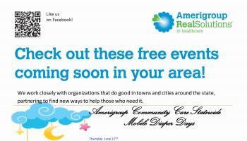 Amerigroup   June Events