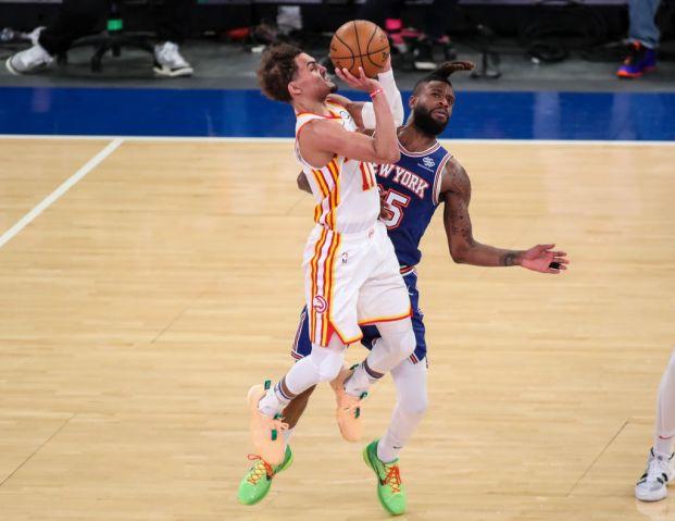 Atlanta Hawks v New York Knicks - Game Five