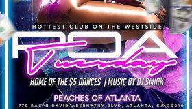 Peaches Of Atlanta   POA Tuesday