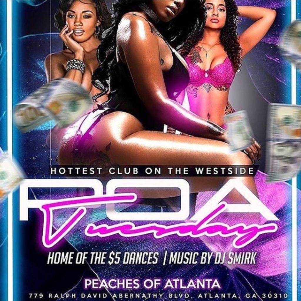 Peaches Of Atlanta | POA Tuesday