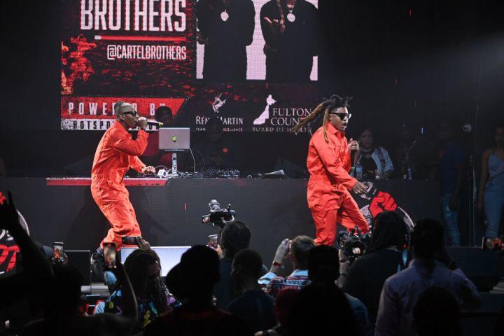Hot 107.9 Who's Hot Artist Showcase Concert