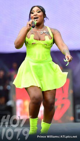 Erica Banks - Birthday Bash 25 Performance