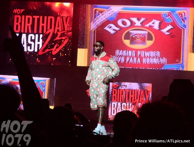 Birthday Bash ATL 25 Gucci