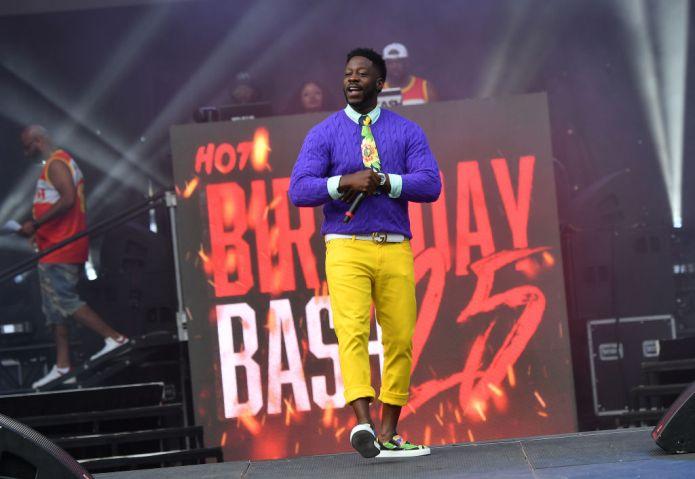 Hot 107.9 Birthday Bash 25