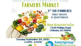 Amerigroup Farmers Market