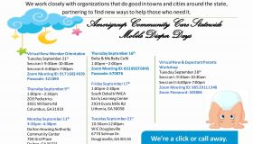 Amerigroup Statewide Baby Events Sept 2021