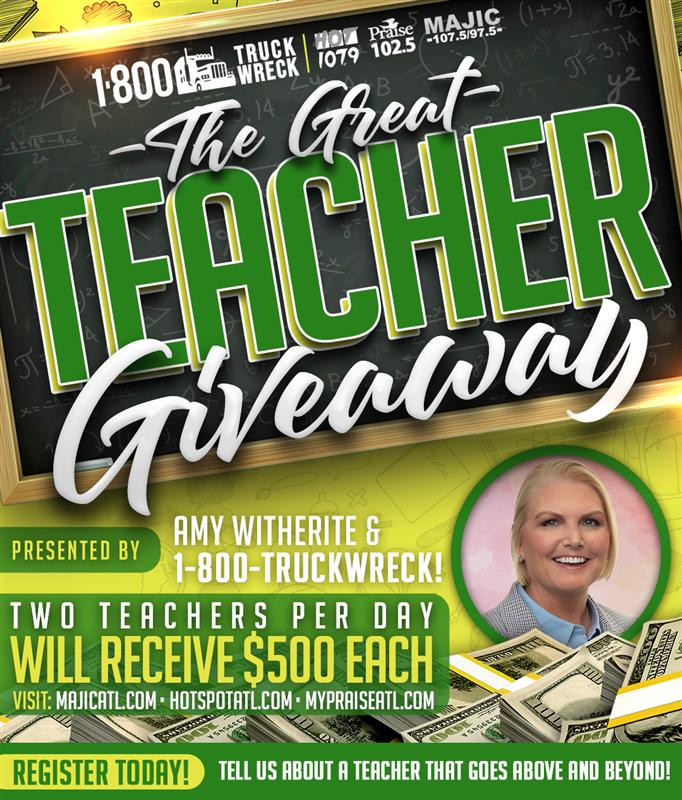 The Great Teacher Giveaway