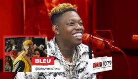 Yung Bleu Talks Family, Cars, Music with Drake and the Moon Boy Tour