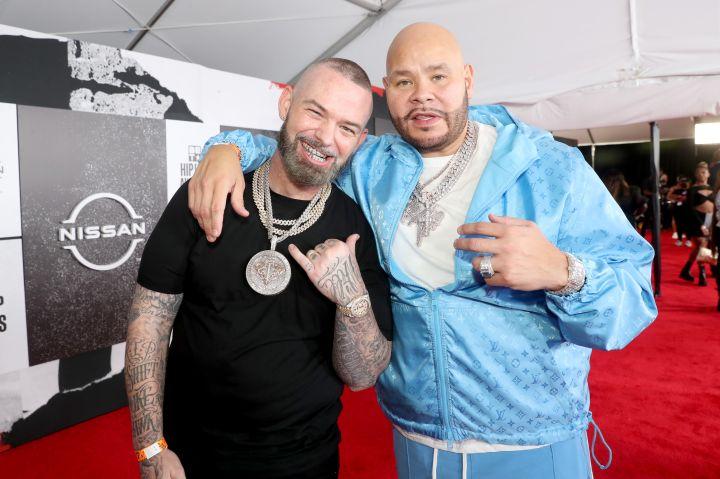 Paul Wall and Fat Joe