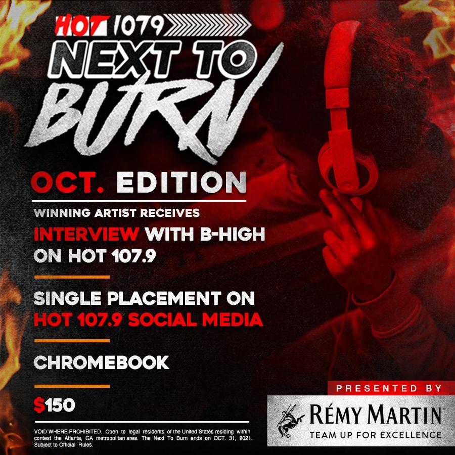 Next To Burn | October Assets
