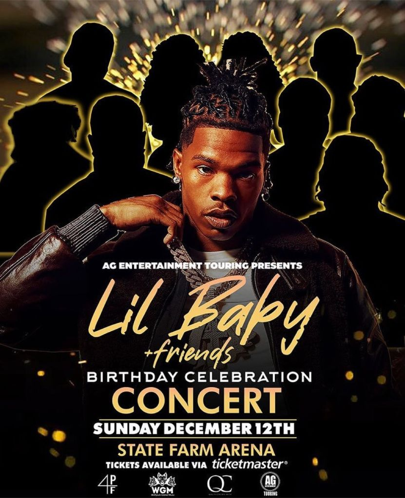 Lil Baby & Friends Hot 107.9 R1 ATL 2021