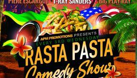 Rasta Pasta Comedy Show