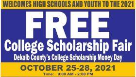 Dekalb County | Free College Scholarship Fair