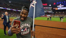 Atlanta Braves Advance to the world series 2021